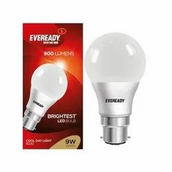 Round Cool daylight 9W Eveready Led Bulb