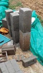 Fly Ash rectangle blocks