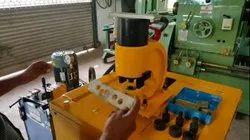 Cu Bus Bar Punching Machine