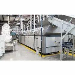 Pulses Washing Conveyor