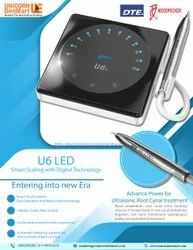 Wood peck U6 LED Dental Scalar Machine
