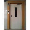 Mild Steel Modern Safety Door