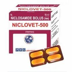 Niclovet Tablet