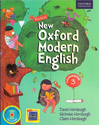 Class 3- CBSE School Books - New Oxford Modern English