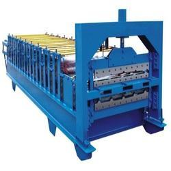 Trapezoid Double Layer Roll Forming Machine