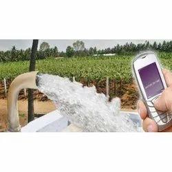 Mobile / Cell Phone/ GSM Motor Starter-Single Phase