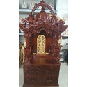 Designer Wooden Temple