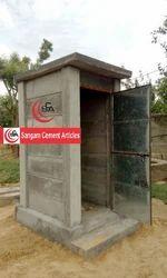 Readymade RCC Toilet