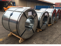 Coating Galvanized Steel