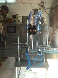 Automatic Servo Type Liquid Filling Machine