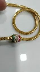 Gold Chain Mopu 22 Carats
