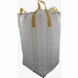 White 15X22 Inch Plain HDPE Bags