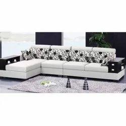 4 Seater L Sofa