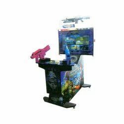 Open Fire Arcade Game