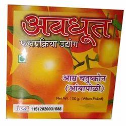 Mango Papad, Pack Size: 100 gm