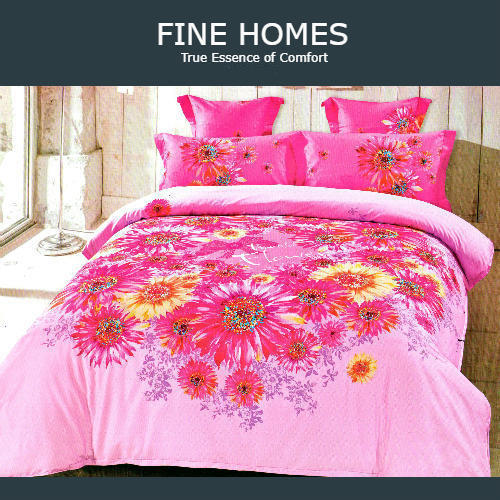 Charming Fancy Double Bed Sheet