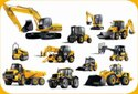 Heavy Earthmoving Equipment Spare Part