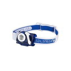 LED Lenser SEO 7R Blue Headlamp