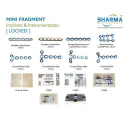 Mini Fragments Implants & Instrument Set