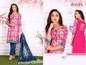 Ganesha Arohi Vol-2 Printed Cotton Dress Material Catalog