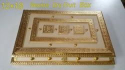 12x18 Inch Rexine Dry Fruit Box