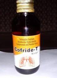Terbutaline Guaiphenesin Bromoxol Menthol