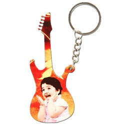 Sublimation Wooden Keychain