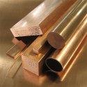 Chromium Copper Square Bar