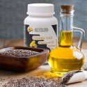 1000 Mg Flaxseed Oil Capsules