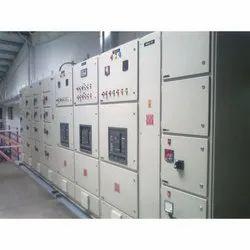 Sheet Metal Power Control Panel