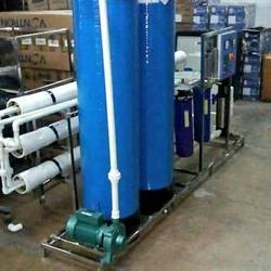 SERVICE OF COMMERCIAL/INDUSTRIAL RO PLANT.