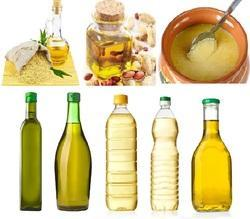 Edible Oils & Ghee Testing Services