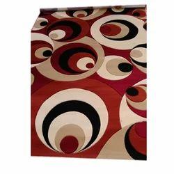 Multicolor Room Decorative Carpet, Size: 6*9 Feet