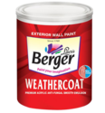 Berger Weathercoat, Packaging Size: 1 Litre