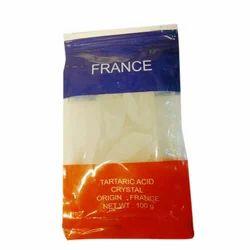 100 Gram France Tartaric Acid