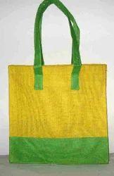 Dyed Jute Bag