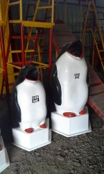 Penguin FRP Dustbins (Code D-5)