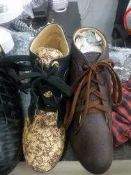 Ladies Leather Shoe