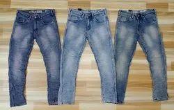 Casual Wear Zipper Mens Jeans, Men's Style