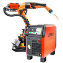 Single Phase Automatic Robo Mig Welding Machine, 230v