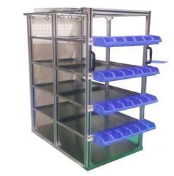 Customized Kitting Trolley