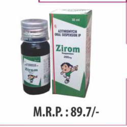 what does zithromax do