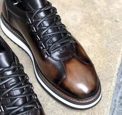 Male Designer Leather Shoes