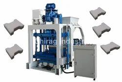Concrete Floor Interlock Paver Block Machine