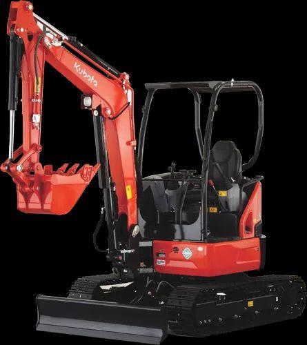 Kubota 60 HP Sany Mini Excavator, Excavator Model: Kubota   ID