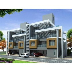 Twin Bungalow Designing Services