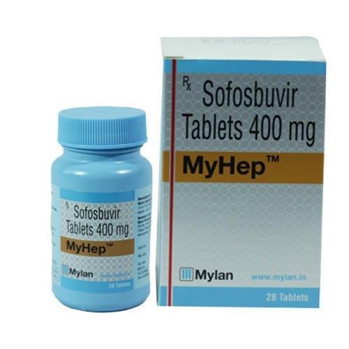 Myhep Infection Tablet, 400 mg