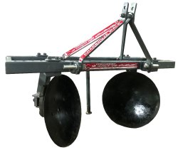 Disc Ridger (Single Row)