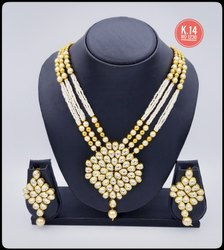 K14 Kundan Jewellery