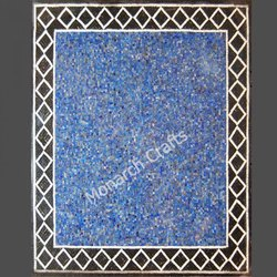 Marble Blue Mosaic Lapis Wall Tiles
